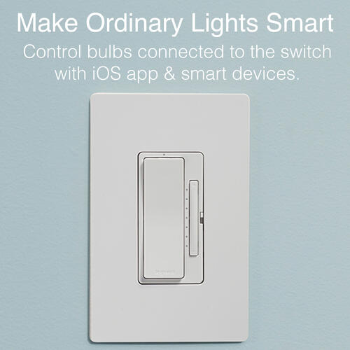 B21M Legrand Smart Remote Switch HKRL10 White The Radiant Collection