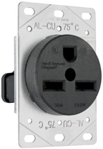 Legrand® P & Seymour® 30-Amp 250-Volt 3-Wire Black Flush ... on dryer wiring, outlet faceplate, outlet enclosure, car wiring, outlet store, outlet circuit, wiring design, wiring installation, wiring drawings, outlet box, outlet voltage, outlet wire, outlet amperage, domestic wiring, outlet panel, outlet plugs, outlet connections, outlet pinout, outlet fuse, telephone wiring, outlet electrical, wiring diagrams, hot tub wiring, outlet works, residential wiring, building wiring, outlet installation, retail outlet, outlet tester, house wiring, electrical outlet, outlet covers, outlet centers california, automotive wiring, outlet fixtures,