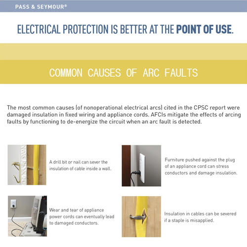 Wiring Afci Outlet - Catalogue of Schemas on