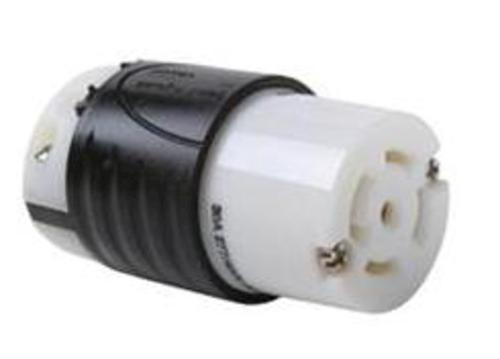 Legrand® Turnlok® 30-Amp 3-Phase Y 277/480-Volt Locking Connector at