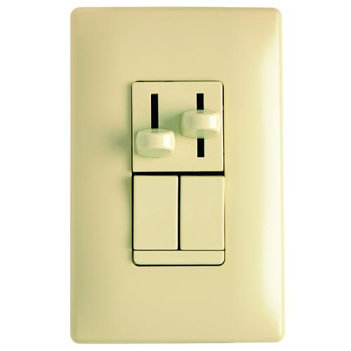 Legrand Combination 300w Cfl Led Dimmer 1 6a Fan Control At