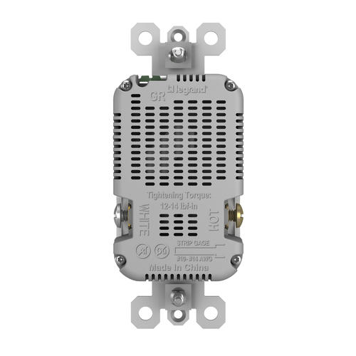 Terrific Legrand Radiant 15 Amp Tamper Resistant 3 1A Type A Usb Outlet At Wiring Digital Resources Jonipongeslowmaporg