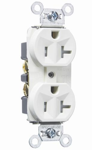 Legrand® Pass & Seymour 20-Amp Tamper-Resistant Back Wire