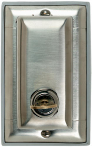 Legrand 302 Stainless Steel Dustproof Cover Vertical Decoratorgfci