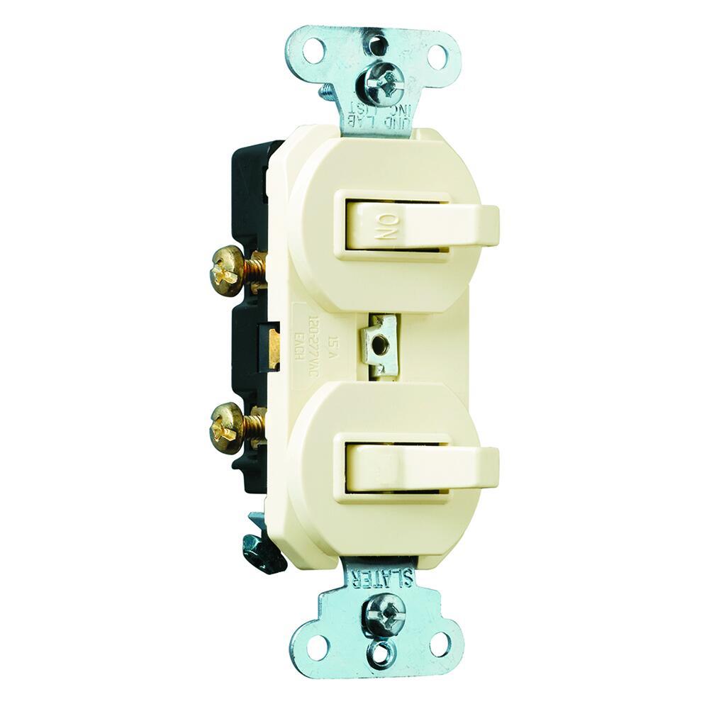 Legrand 15 Amp 3 Way Toggle Light Switch At Menards