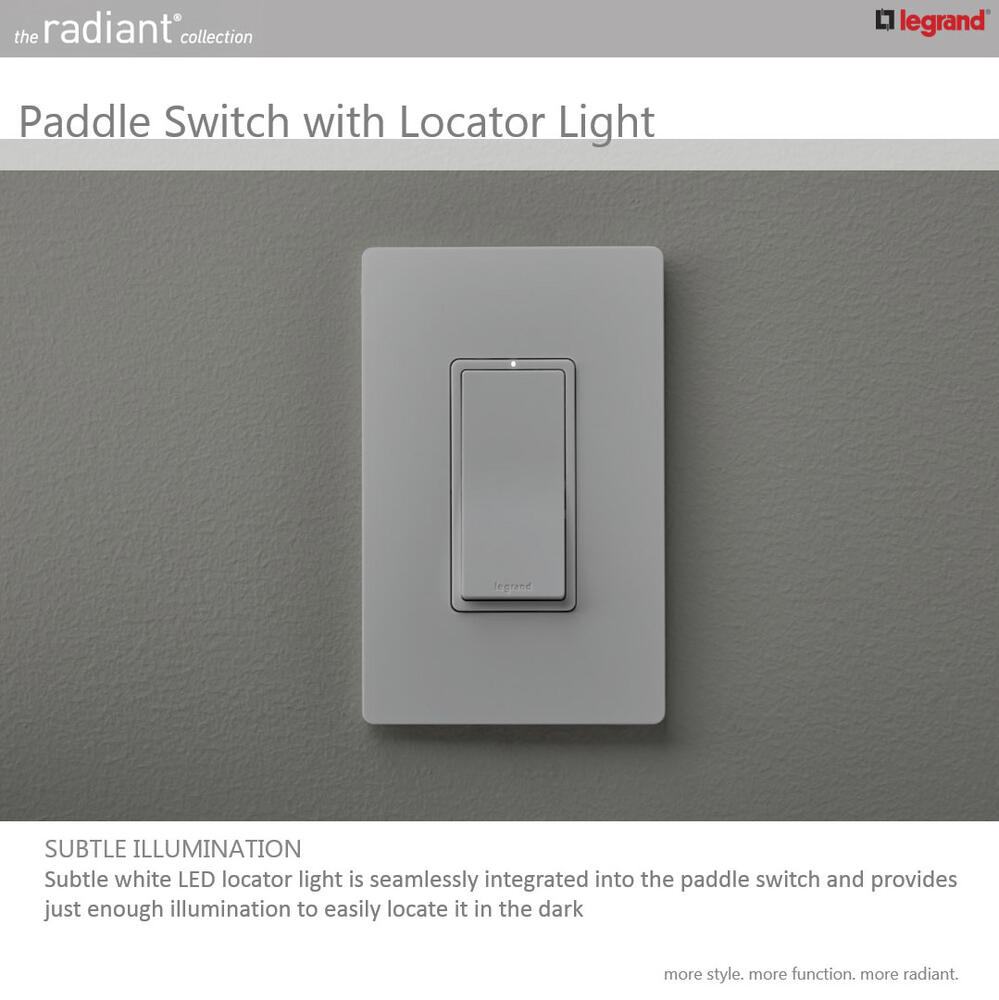 Legrand Lighted Toggle Switch Wiring Diagram