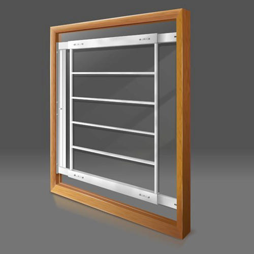 Luxury Security Bars for Basement Windows