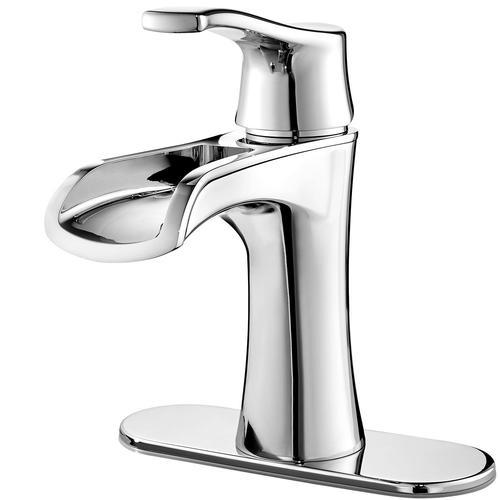 Pfister Aliante One Handle 4 Centerset Bathroom Faucet At Menards
