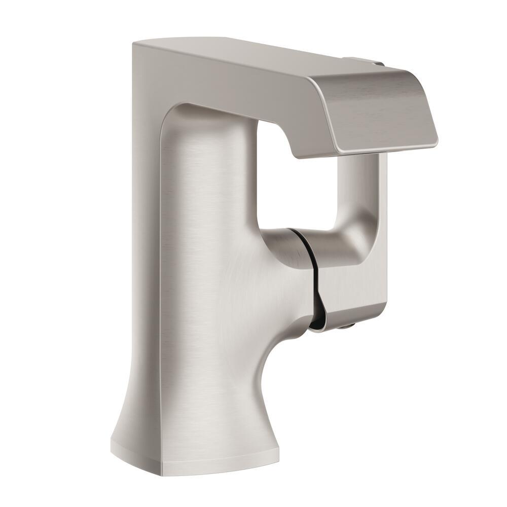 Price Pfister Penn Brushed Nickel One Handle Bathroom Faucet  LF-042-1PEGS
