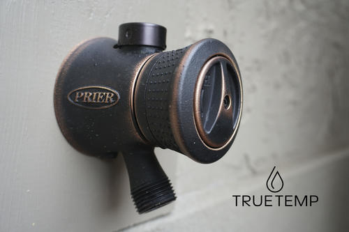 1 2 Sweat Single Handle Hot Cold Anti Siphon Wall Hydrant Oil Rubbed Bronze Finish At Menards