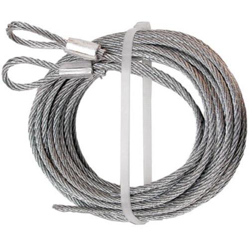 Prime Line Overhead Garage Door Carbon Steel Torsion Spring Cables 2 Pack At Menards