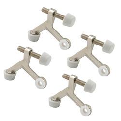 30 pack Satin Nickel Hinge Pin Door Stop