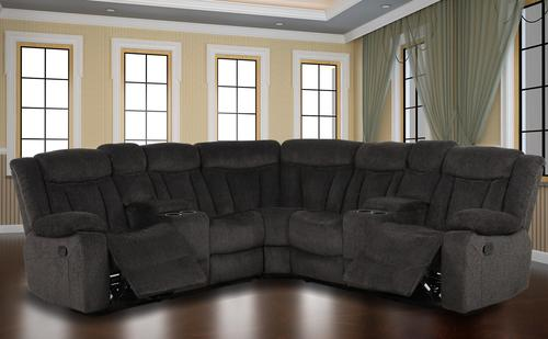 Astounding Bryndle 3 Piece Reclining Sectional At Menards Ncnpc Chair Design For Home Ncnpcorg