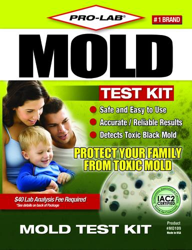 Pro lab mold test kit at menards solutioingenieria Image collections