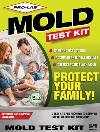 Pro Lab Mold Test Kit