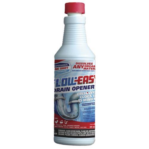 oneshot floweasy drain opener at menards