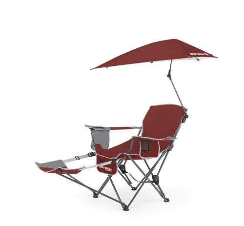 Ordinaire Guidesman™ Sport Brella Recliner Chair With Canopy And Footrest At Menards®