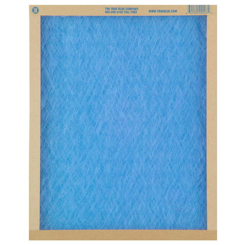 true blue® fiberglass replacement air filter merv 2 at menards®