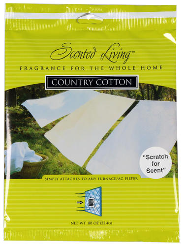 Perfect Scented Living™ Cotton Furnace Filter Scent Pad At Menards®