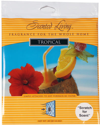 Nice Scented Living™ Tropical Furnace Filter Scent Pad At Menards®