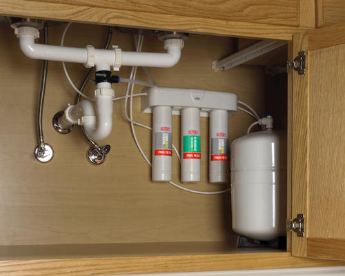 Dupont Quicktwist 3 Stage Reverse Osmosis Drinking Water System With Faucet At Menards