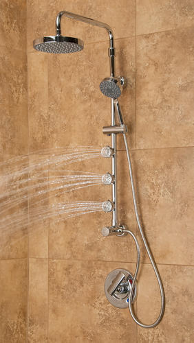 Genial PULSE ShowerSpas Shower System   Lanikai ShowerSpa At Menards®