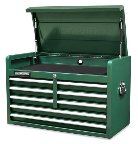 "masterforce® 36"" 8-drawer tool chest at menards®"