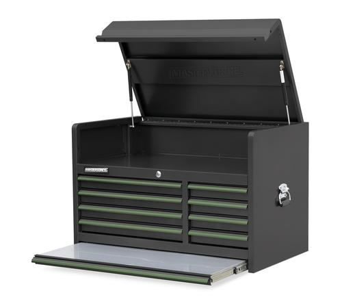 "masterforce® 41"" x 24"" 8-drawer tool chest at menards®"