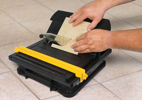 Qep 4 Quot Torque Master Xt Portable Tile Wet Saw At Menards 174