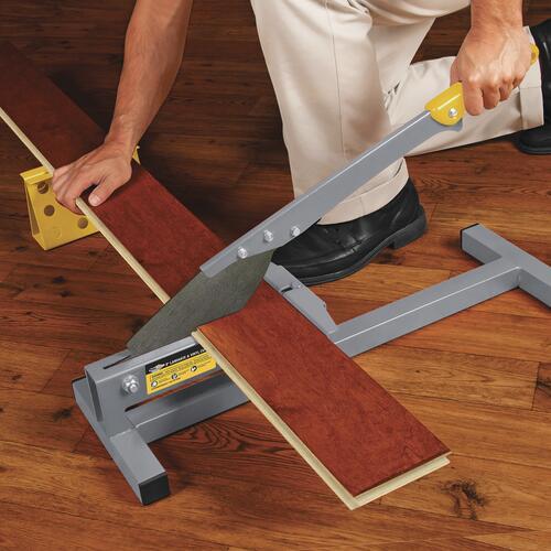 Florcraft 8 Laminate Vinyl Plank Flooring Cutter At Menards