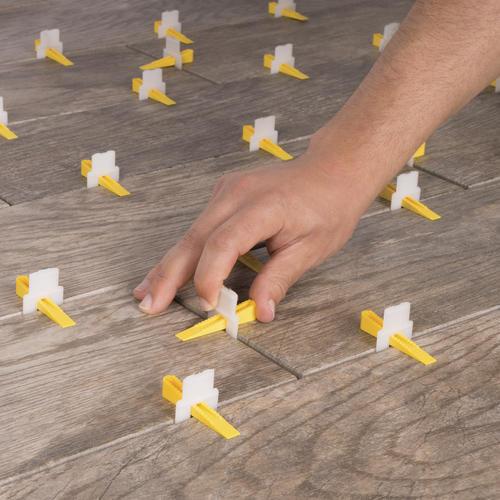 Florcraft Tile Leveling Part B Wedges 96 Pack At Menards