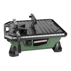 Masterforce 7 Wet Tile Saw At Menards