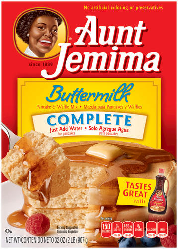 Aunt jemima buttermilk pancake and waffle mix 32 oz at menards ccuart Gallery