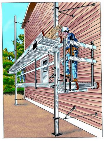 Roof Pump Jacks Amp Titan Aluminum Pump Jacks Sc 1 St Badger