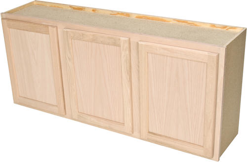 Interior Ready To Finish Kitchen Cabinets quality 54 x 24 unfinished oak laundry wall cabinet at
