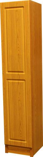 Quality One 15 X 72 Oak Laminate Utility Cabinet