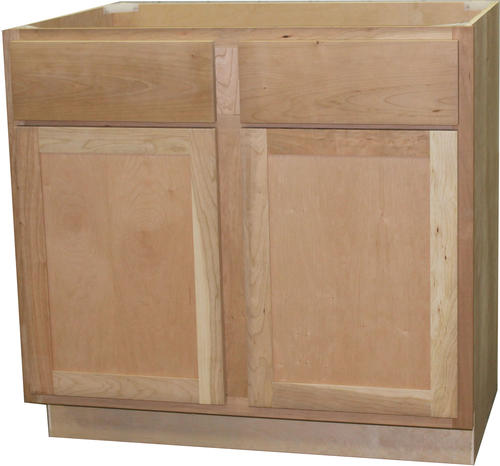 """Quality One™ 36"""" x 34-1/2"""" Sink Kitchen Base Cabinet at ..."""