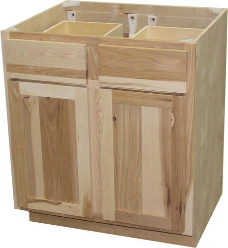 Menards Kitchen Cabinets Unfinished: Quality One™ Double Kitchen Base Cabinet At Menards®