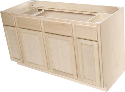 Menards Unfinished Kitchen Cabinets Quality One™ 60