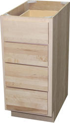 """Quality One™ 15"""" x 34-1/2"""" Kitchen Base Cabinet at Menards®"""