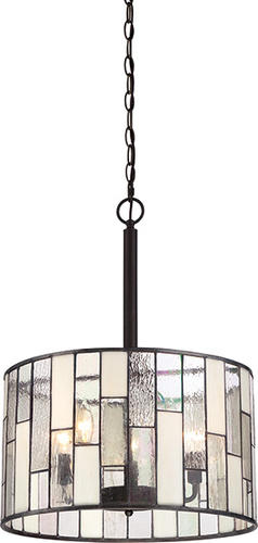 Patriot LightingR Ronan 17W Antique Bronze 5 Light Pendant At MenardsR