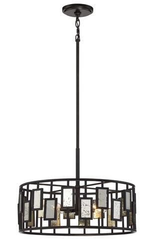 Patriot Lighting Elegant Home Riccardo 4 Light Mini Pendant