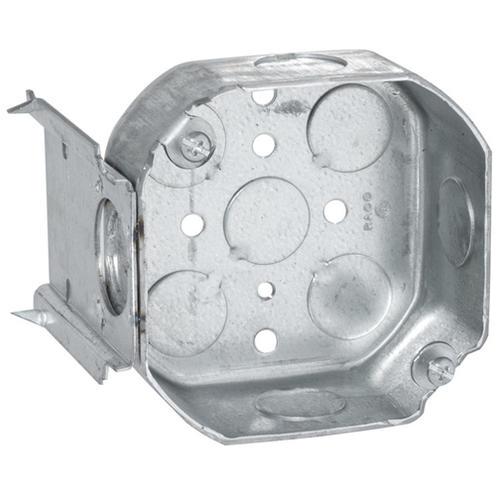 Raco 4 Galvanized Steel Octagon Electrical Box At Menards