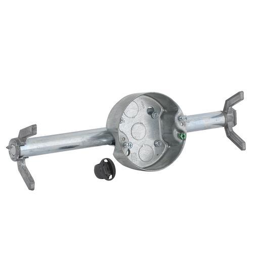 Raco 4 Steel Round Ceiling Fan Fixture