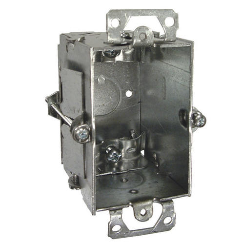 Raco 2 Galvanized Steel Switch Electrical Box At Menards