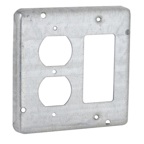 "Set of 10 4-11//16/"" Square Wall Cover"