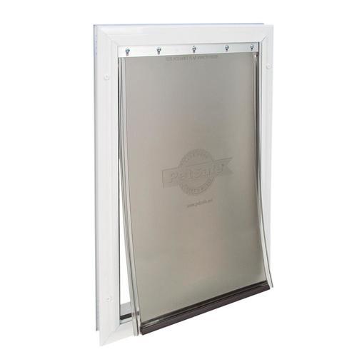 Petsafe Freedom 10 25 X 16 Large Premium White Aluminum