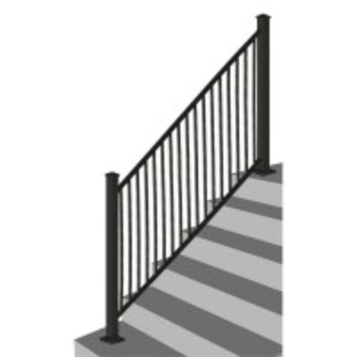 Designers Image 72 x 34 Stair Rail Panel at Menards