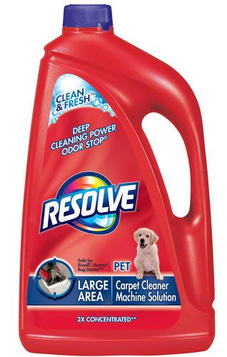 Resolve 174 Carpet Cleaner Pet Formula 60 Fl Oz At Menards 174