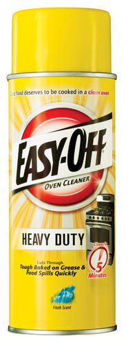 Easy Off Stove Top Cleaner: EASY-OFF® Heavy Duty Oven Cleaner